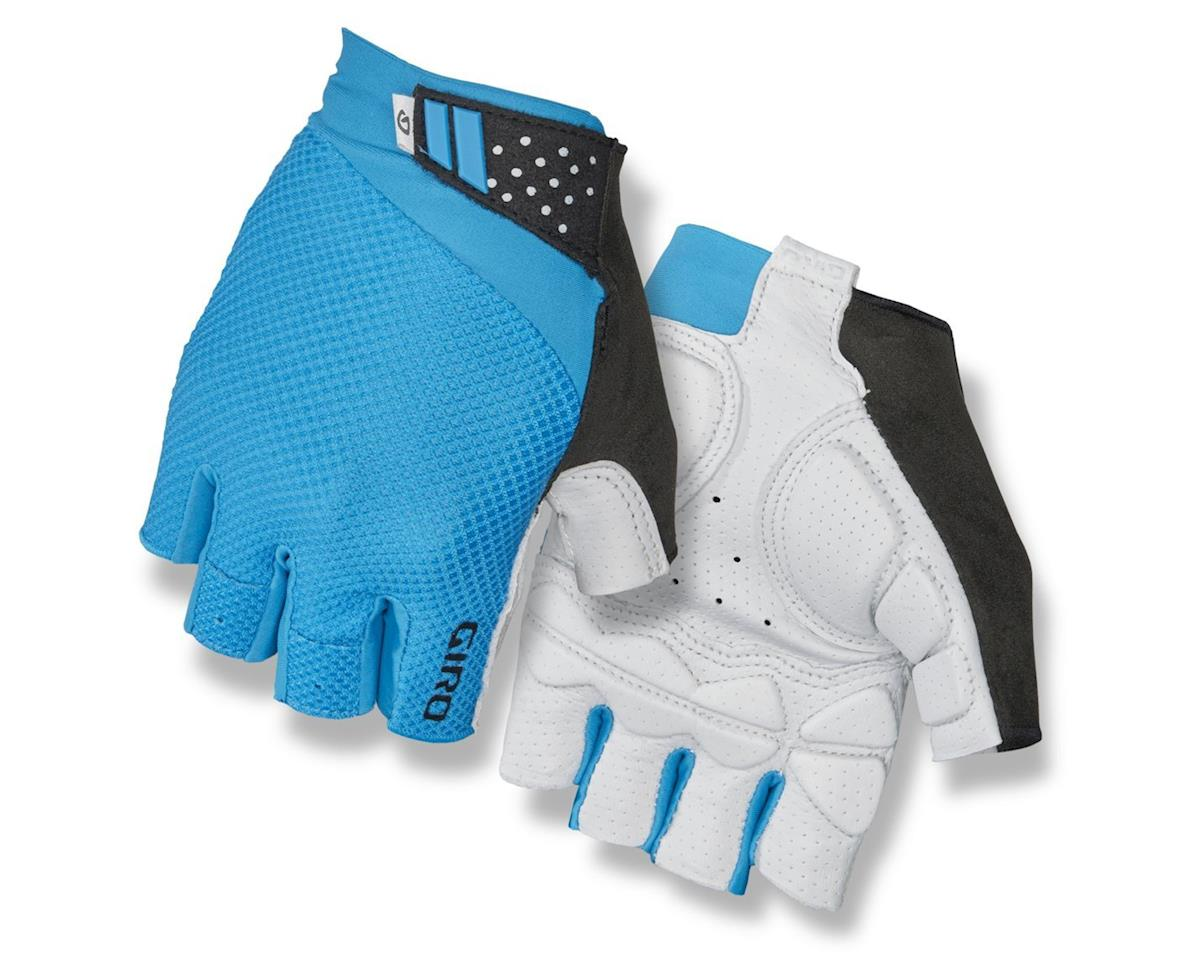 Giro Monaco II Gel Bike Gloves (Blue Jewel)