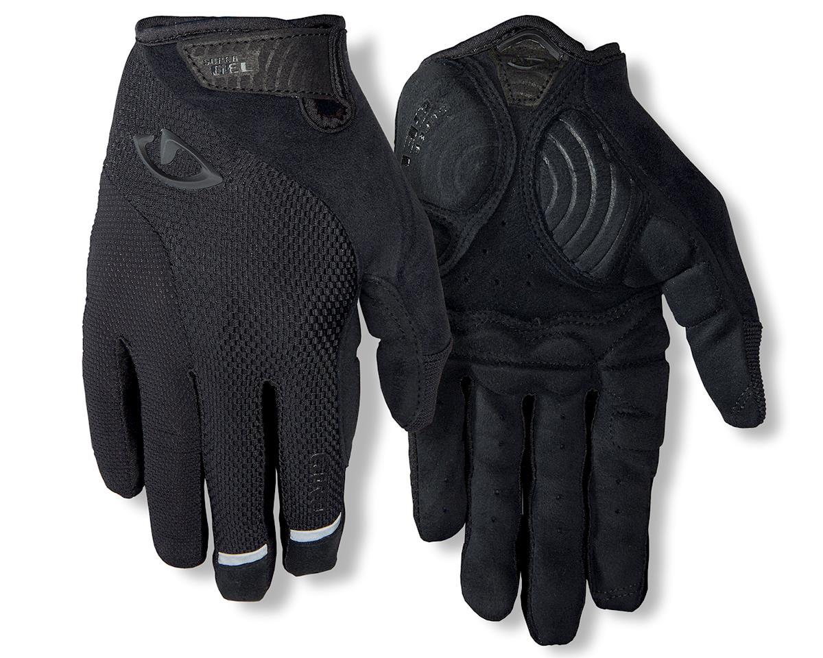 Giro Strade Dure Supergel Long Finger Gloves (Black) (L)