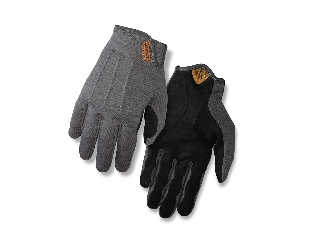 Giro D'Wool Gloves (Titanium Grey) (S)