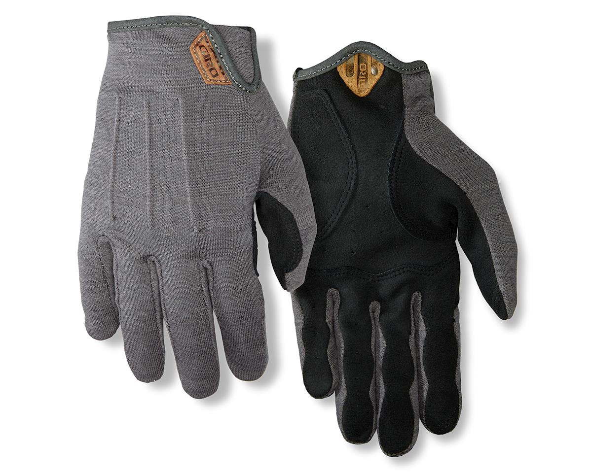 Giro D'Wool Gloves (Titanium Grey) (L)