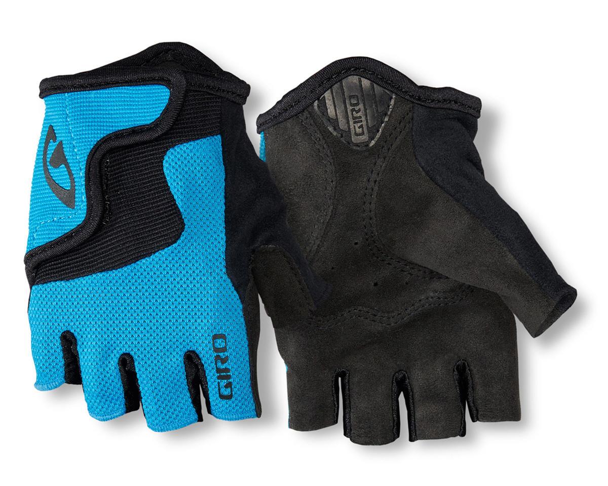 Giro Bravo Jr Gloves (Blue/Black) (L)