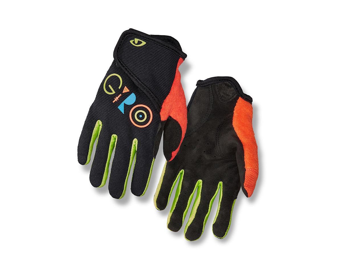 Giro DND Jr. II Gloves (Black Multi) (M)