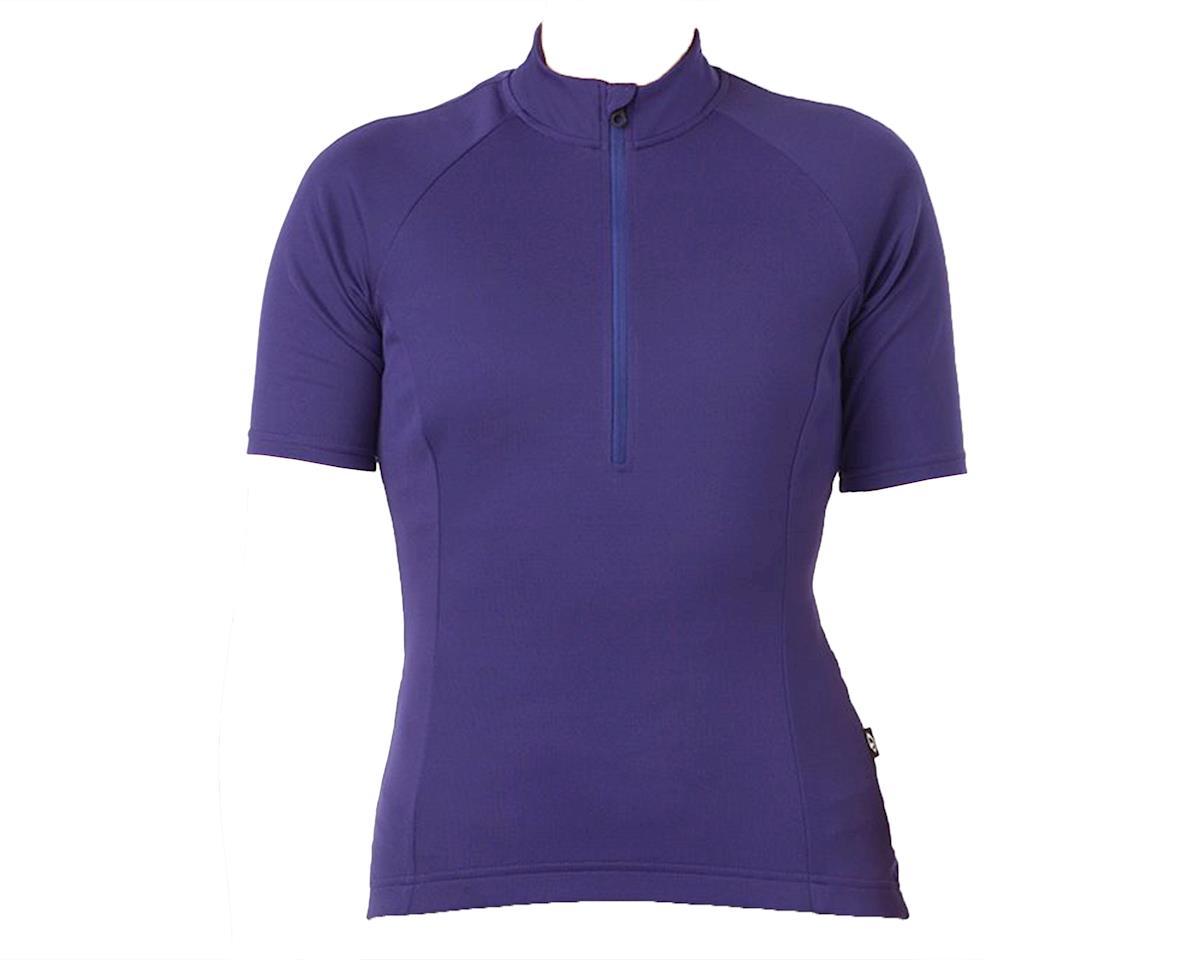 f08a61d52 Giro Women s Chrono Sport 1 2 Zip Jersey (UltraViolet) (L)  7076629 ...