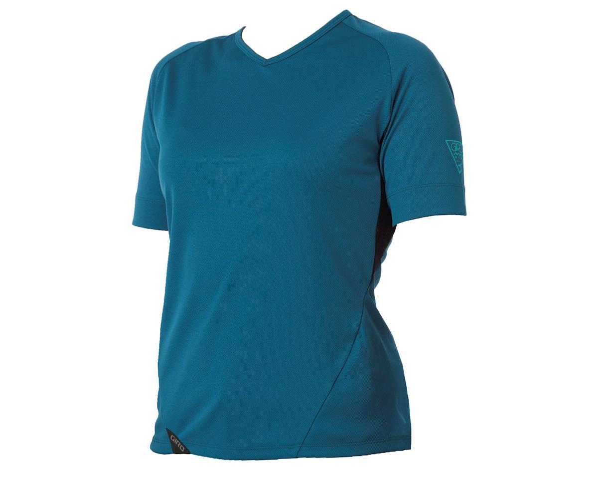 Giro Xar Women's MTB Jersey (Blue Teal) (M)