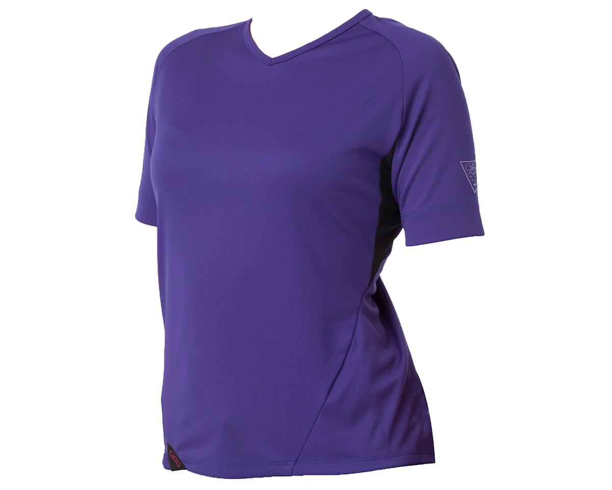 Giro Xar Women's MTB Jersey (Ultraviolet) (XL)
