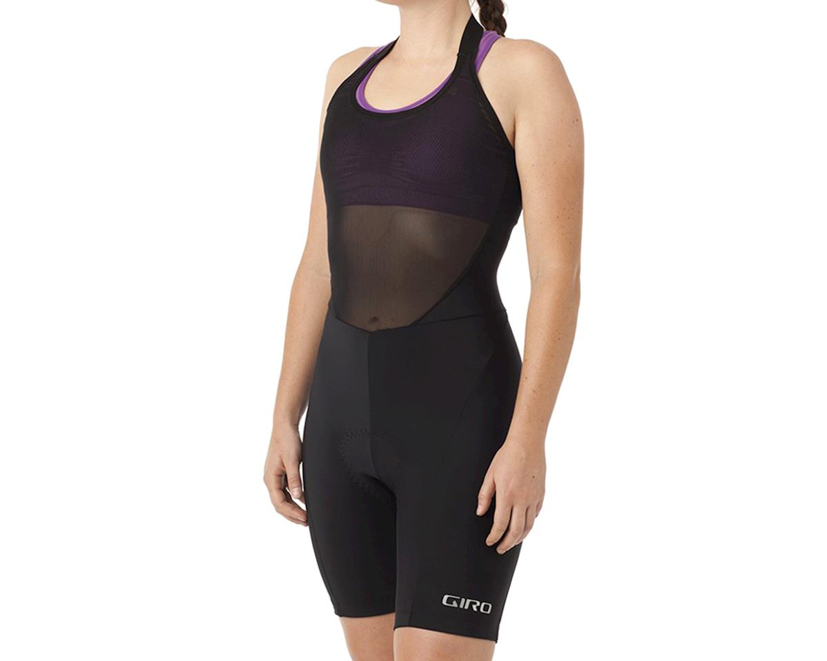 Giro Women's Chrono Sport Halter Bib Short (Black) (M)