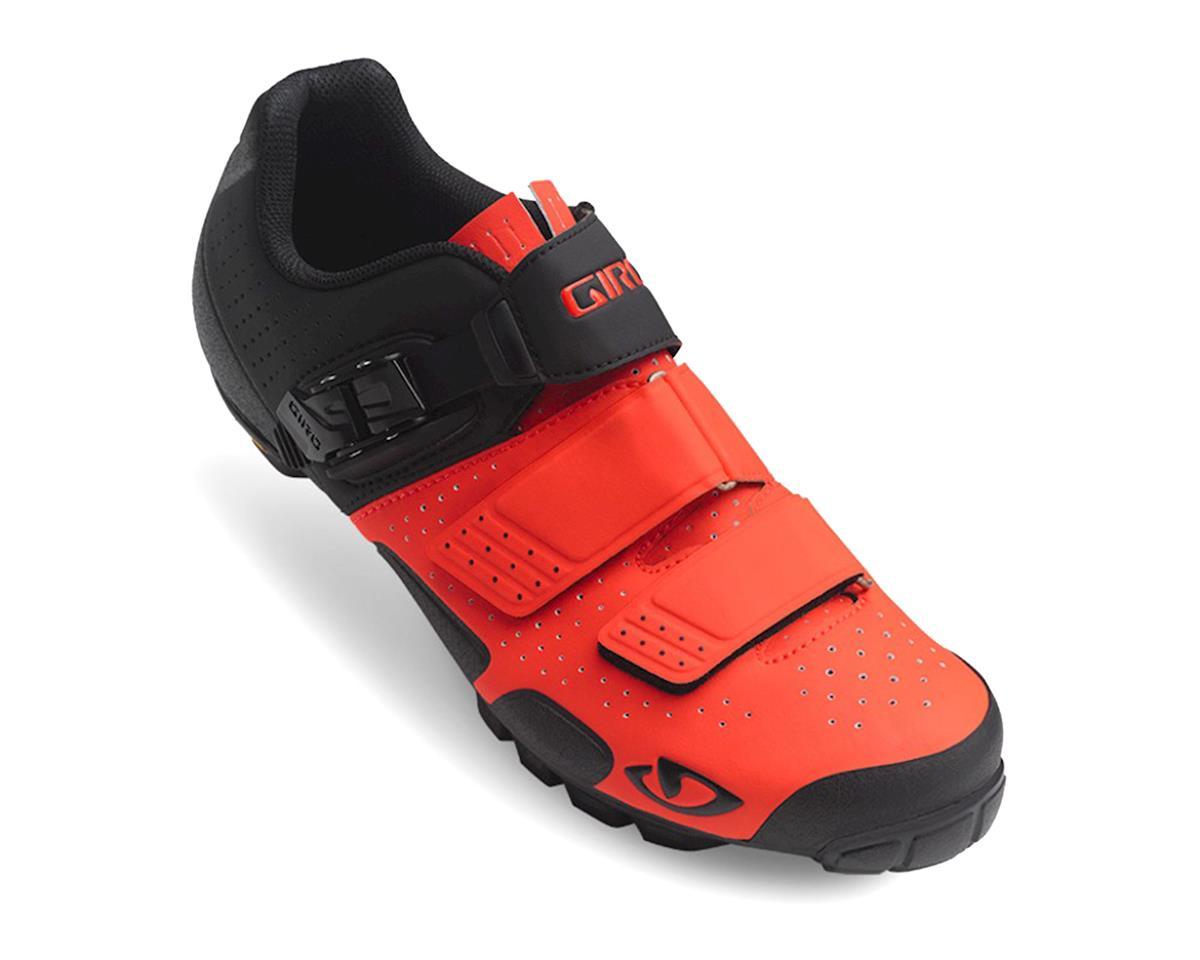 Giro Code VR70 MTB Shoes (Vermillion/Black) (46)