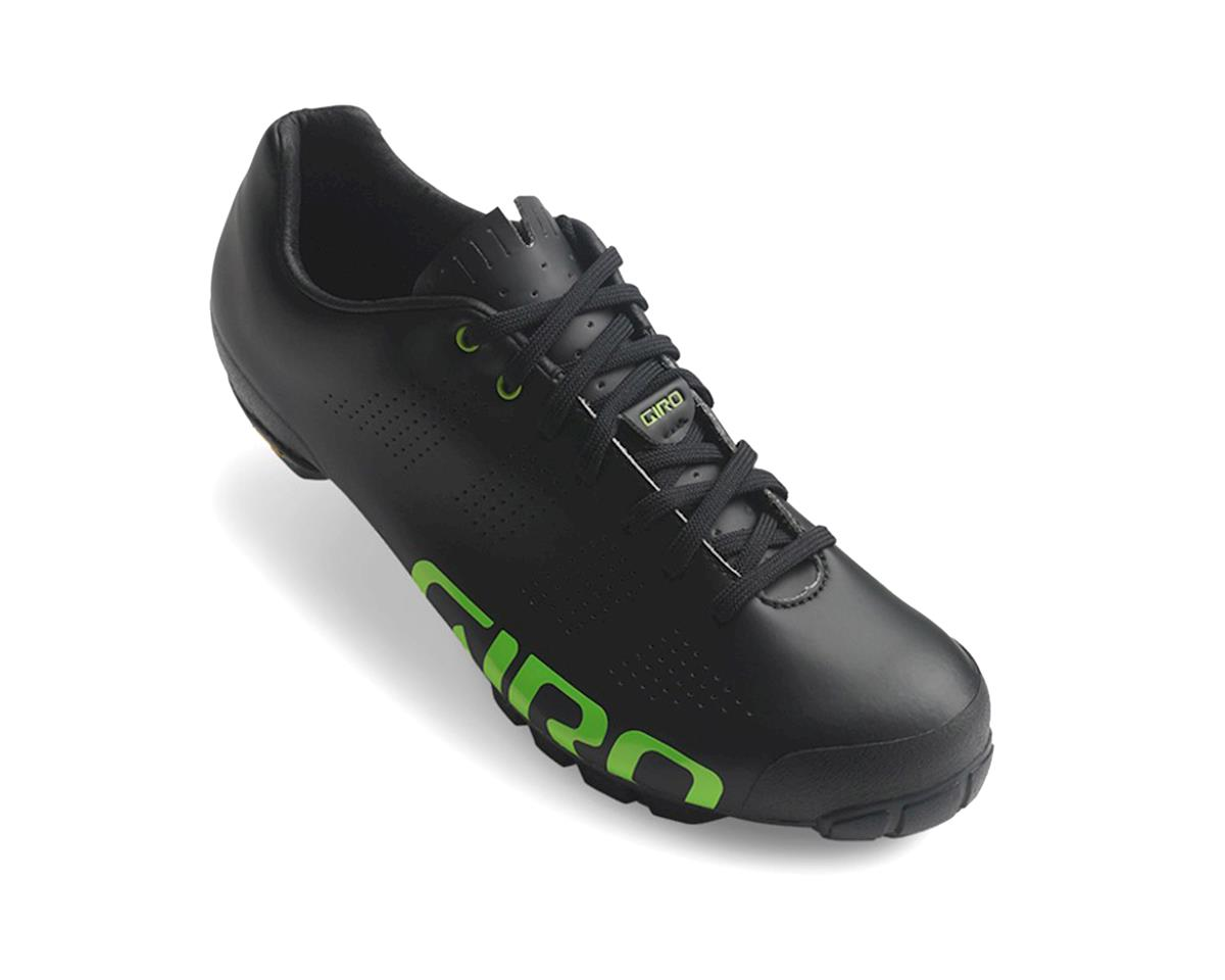 Giro Empire VR90 Lace Up MTB/CX Shoes (Black/Lime) (45)