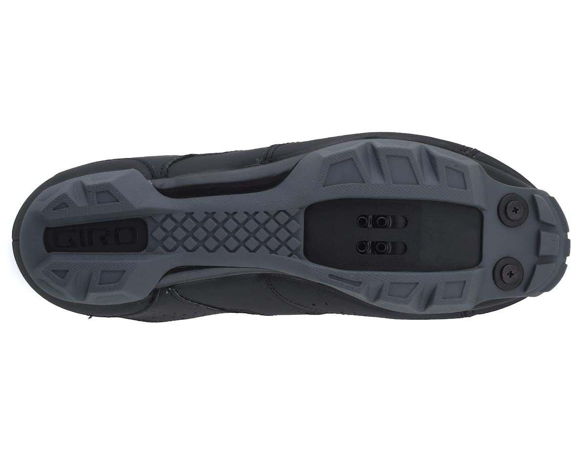 Giro Cylinder Mountain Bike Shoe (Black) (42)