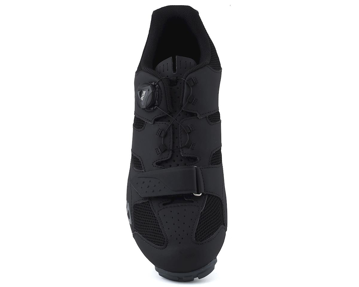 Giro Cylinder Mountain Bike Shoe (Black) (44)