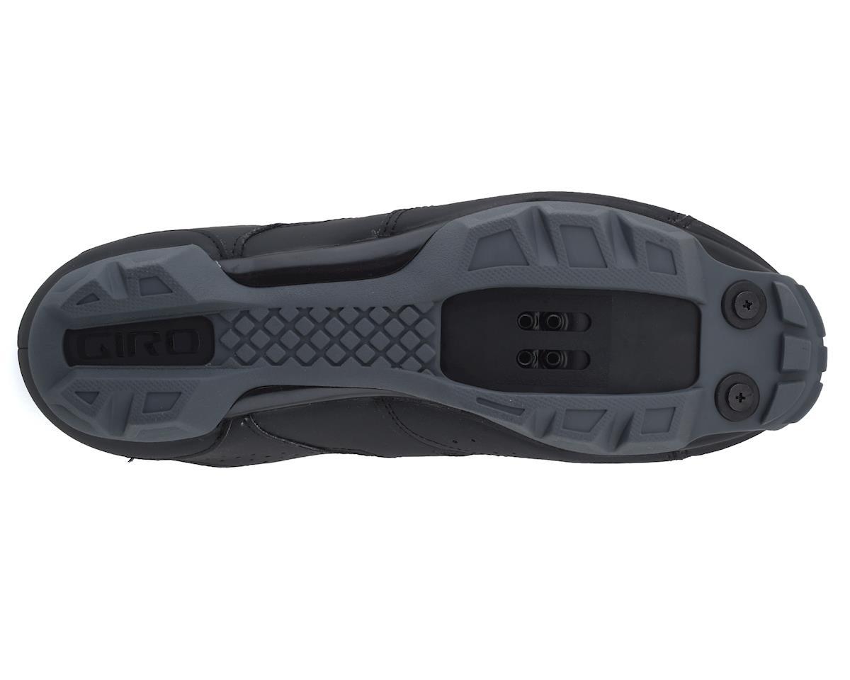 Giro Cylinder Mountain Bike Shoe (Black) (47)