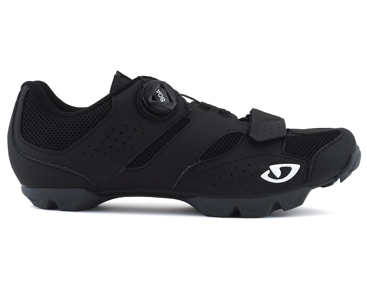 Giro Cylinder Women's Mountain Bike Shoe (Black) (39)