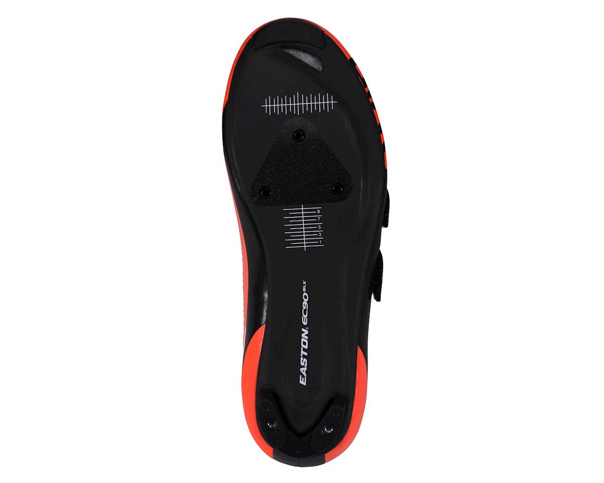 Image 3 for Giro Factor Techlace Road Shoes (Vermillion/Black)