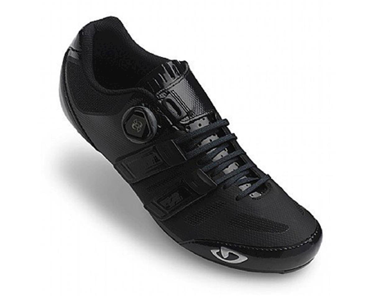 Giro Sentrie Techlace Road Shoe (Black)