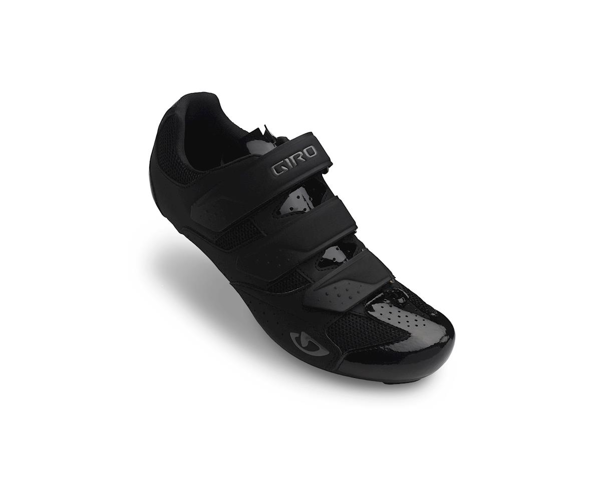 Giro Techne Road Shoes (Black) (43)