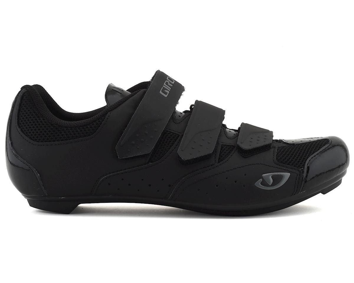 Giro Techne Road Shoes (Black) (47)