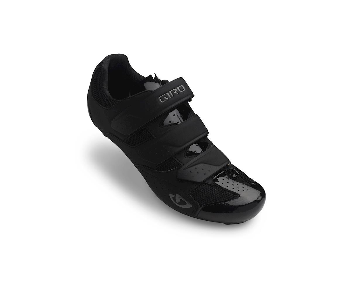 Giro Techne Road Shoes (Black) (49)