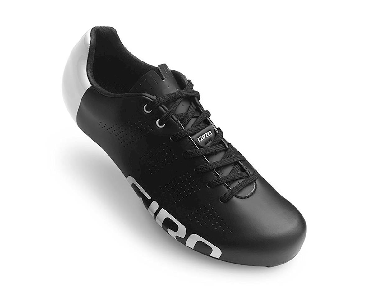 Giro Empire ACC Lace Up Road Shoes (Black/White)