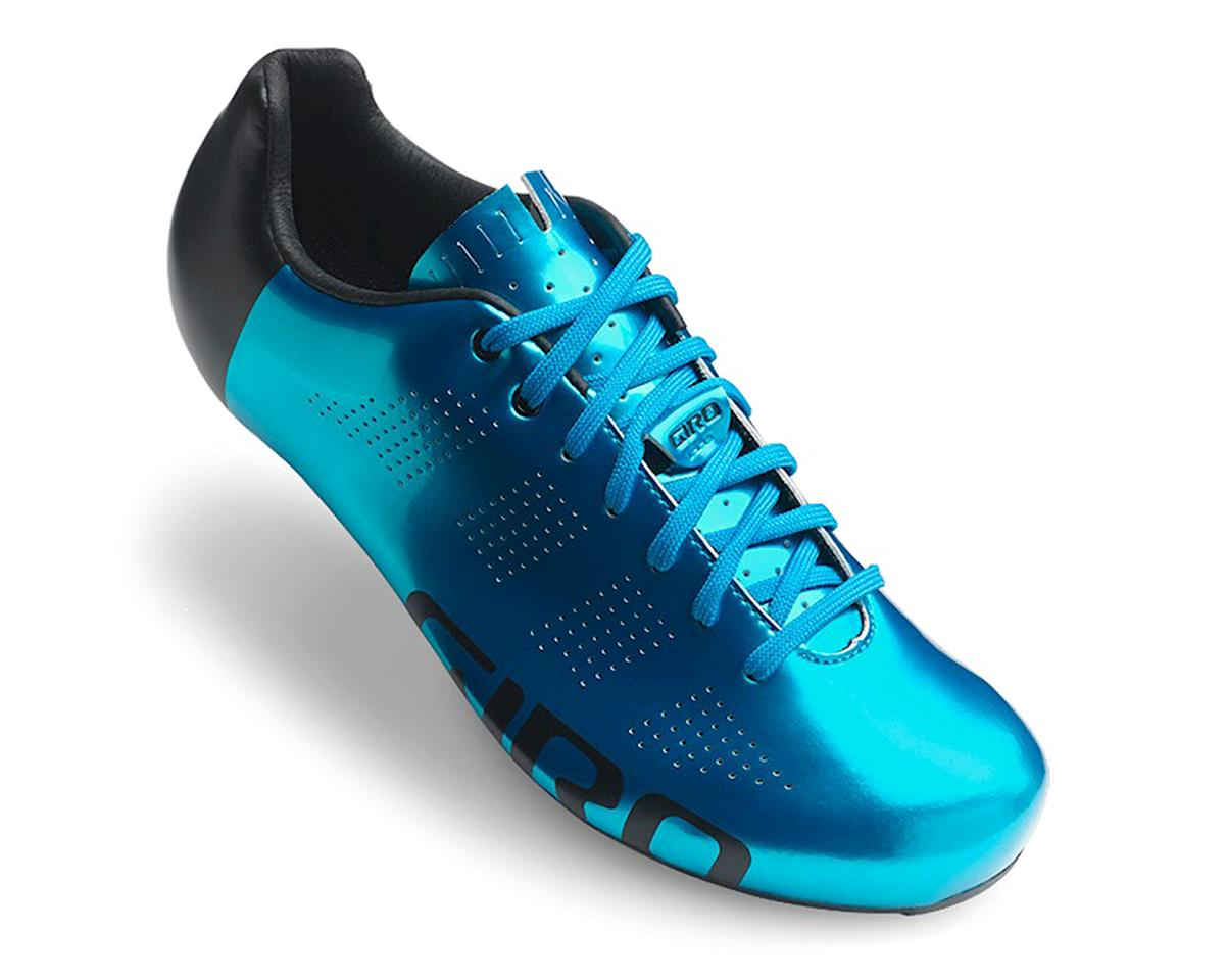 Giro Empire ACC Lace Up Road Shoes (Blue Steel/Matte Black)