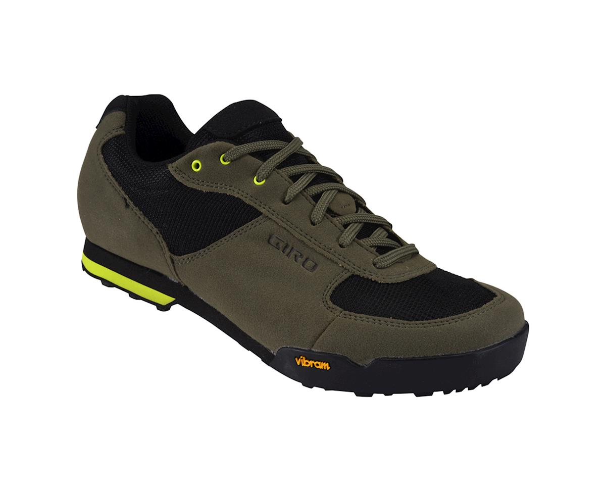 Giro Rumble VR Bike Shoes (Mil Spec Olive/Black)