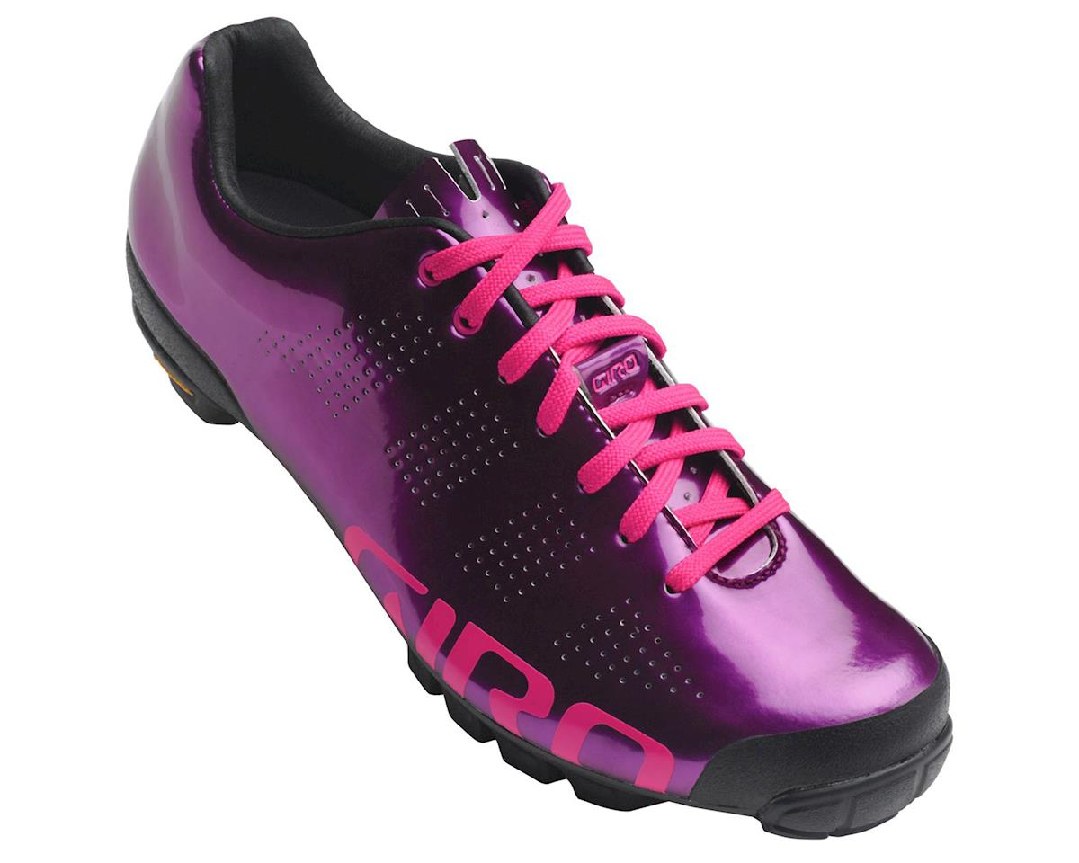 Giro Empire VR90 Women's Lace Up MTB/CX Shoe (Berry/Bright Pink)