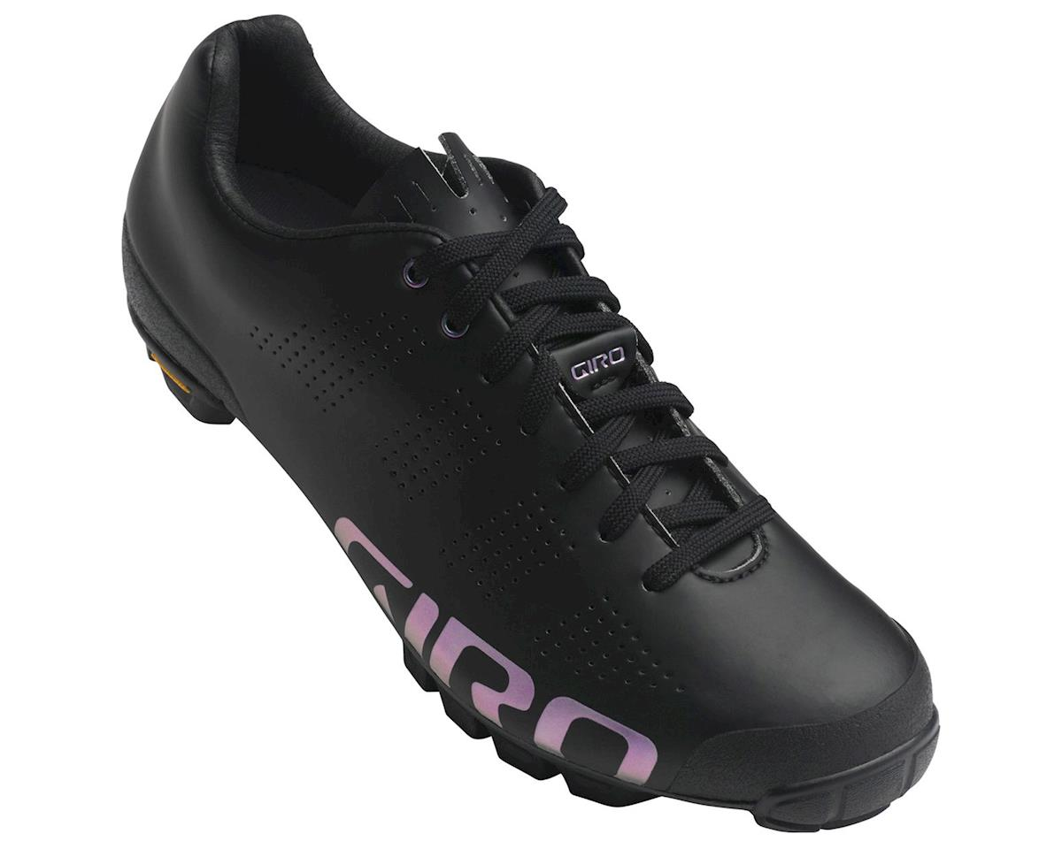Giro Empire VR90 Women's Lace Up MTB/CX Shoe (Black/Marble Galaxy) (40)
