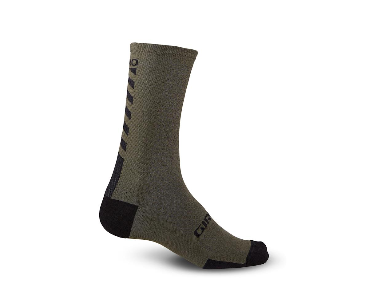 Giro HRc+ Merino Wool Socks (Mil Spec/Black) (M)