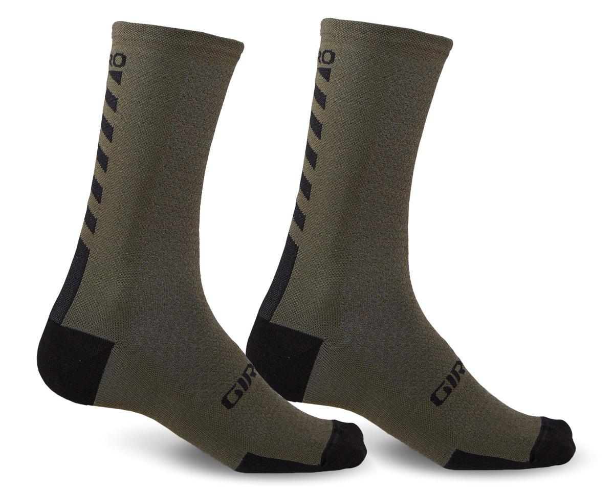 Giro HRc+ Merino Wool Socks (Mil Spec/Black) (XL)