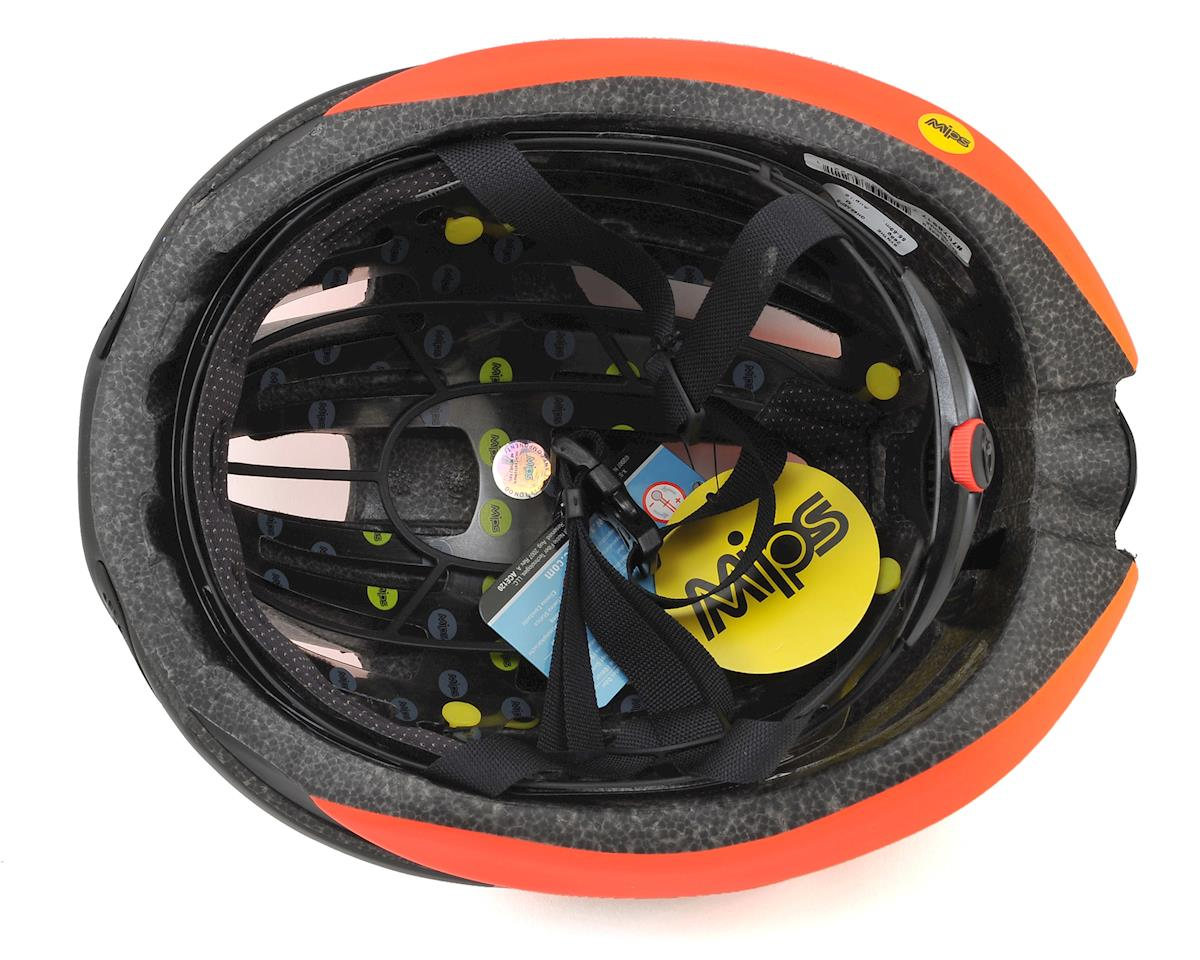 Giro Synthe MIPS Road Helmet (Matte Vermillion/Charcoal) (S)