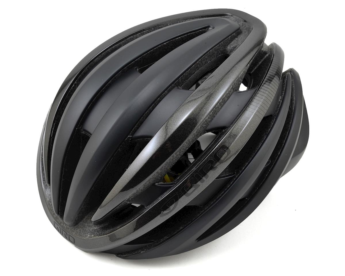 Giro Cinder MIPS Road Bike Helmet (Matte Black/Charcoal)