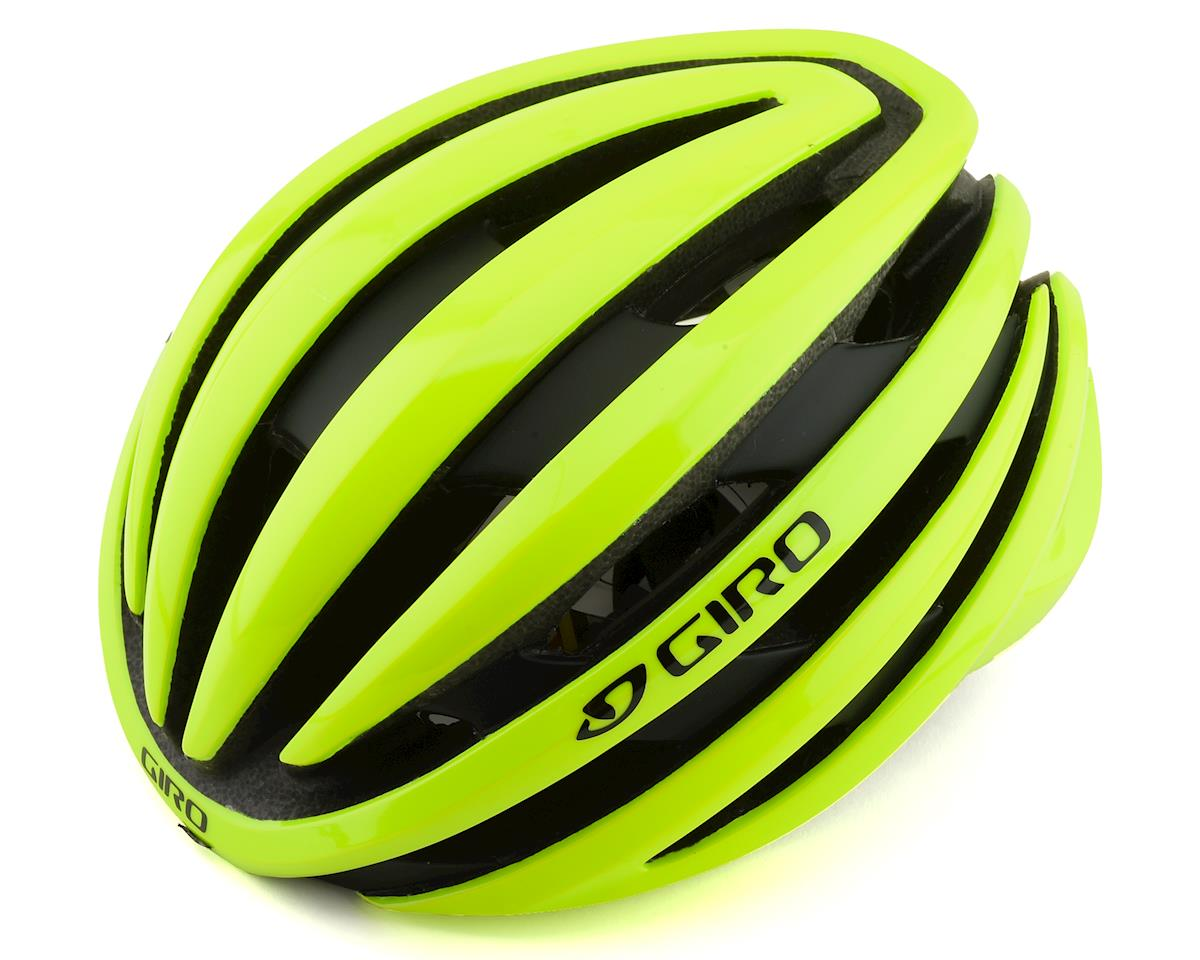 Giro Cinder MIPS Road Bike Helmet (Bright Yellow) (M)