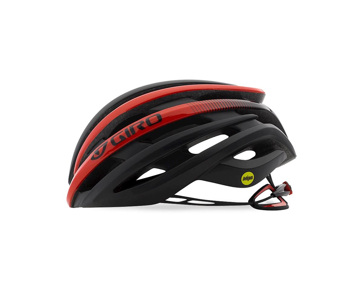 Image 2 for Giro Cinder MIPS Road Helmet (Matte Black/Red)
