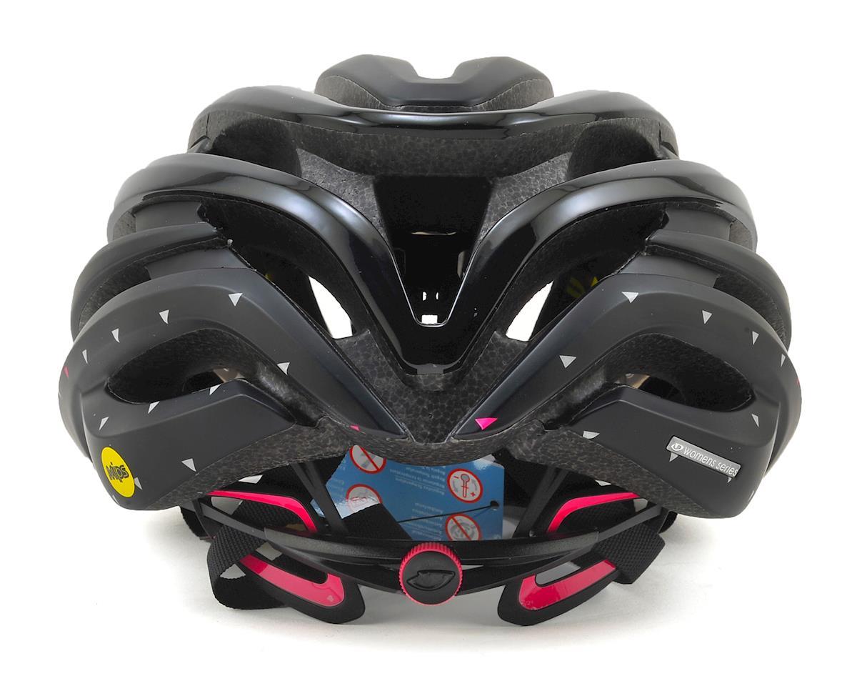 Giro Women's Ember MIPS Road Helmet (Matte Black/Bright Pink) (S)