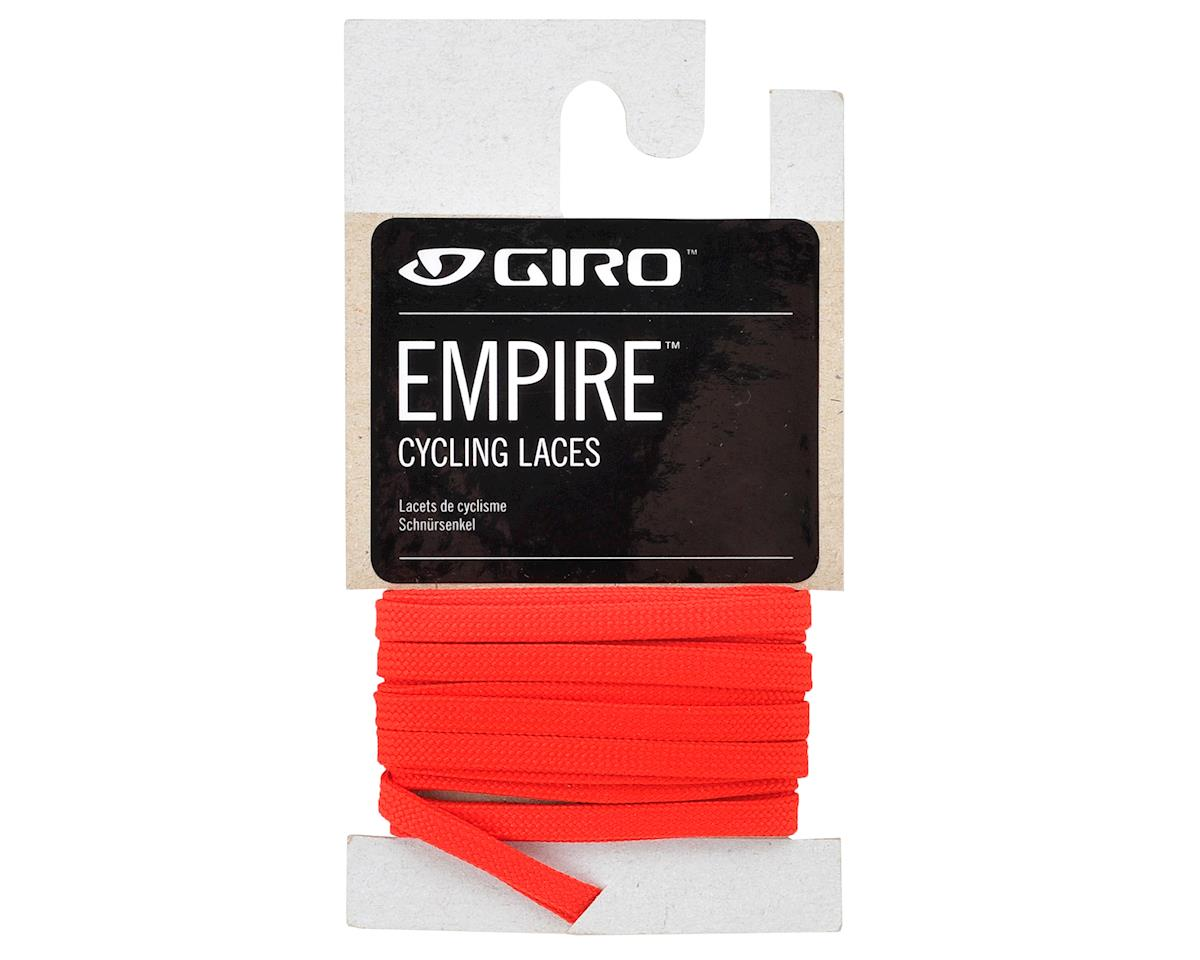 """Giro Empire Laces (Bright Red) (50""""/127cm)"""