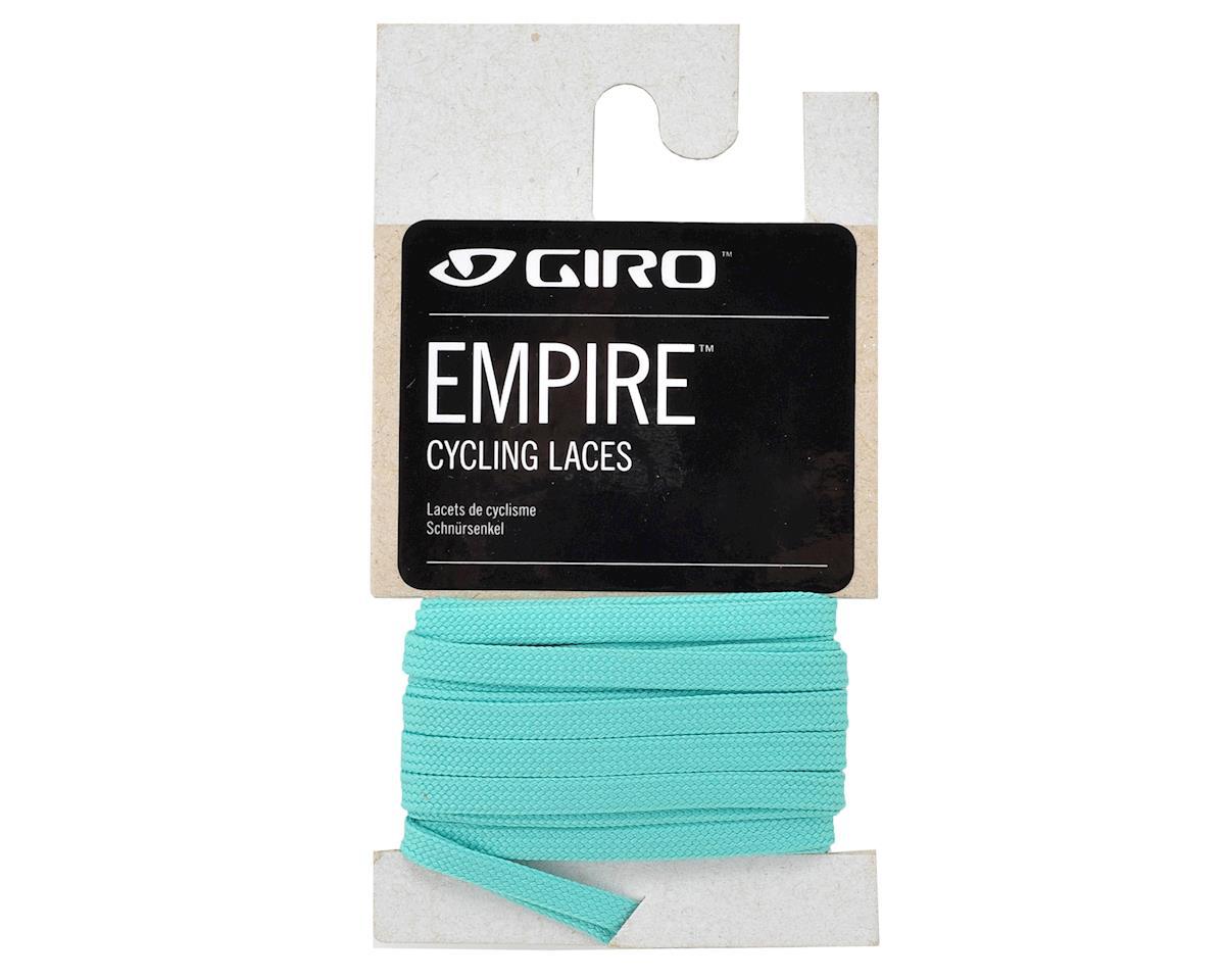 "Giro Empire Laces (Turquoise) (50""/127cm)"