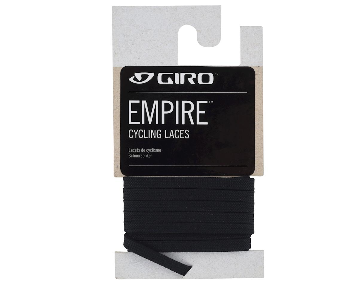 "Giro Empire Laces (Black) (48""/122cm)"