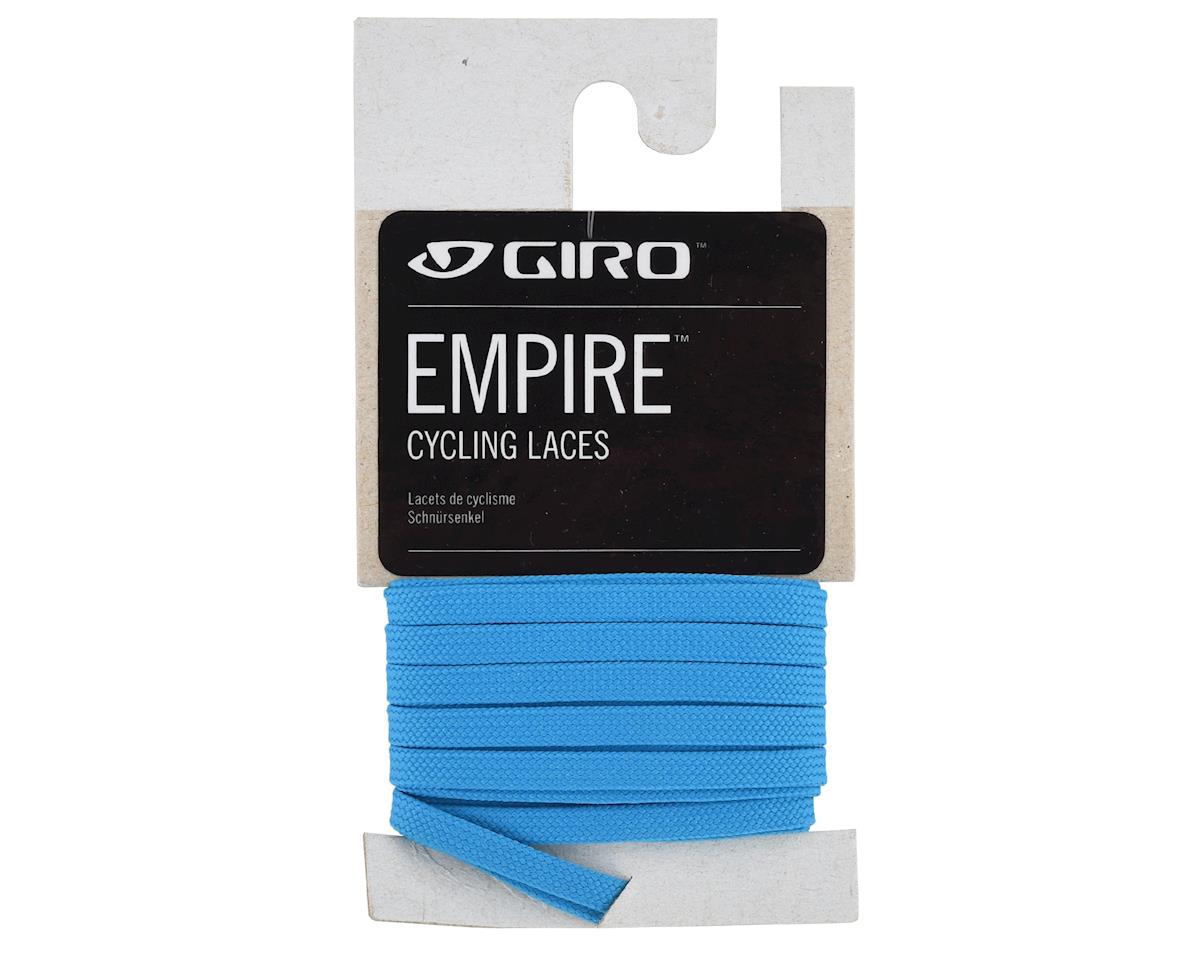 "Giro Empire Laces (Blue Jewel) (48""/122cm)"