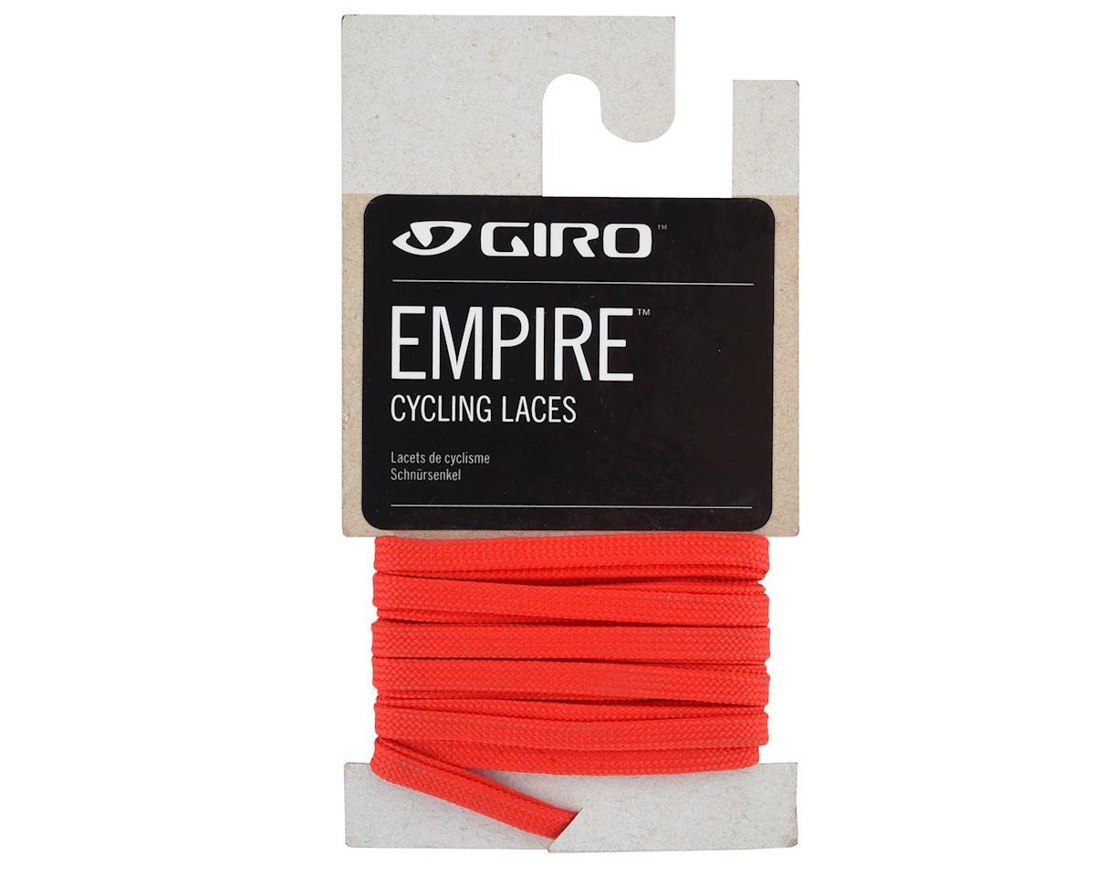"""Giro Empire Laces (Bright Red) (48""""/122cm)"""