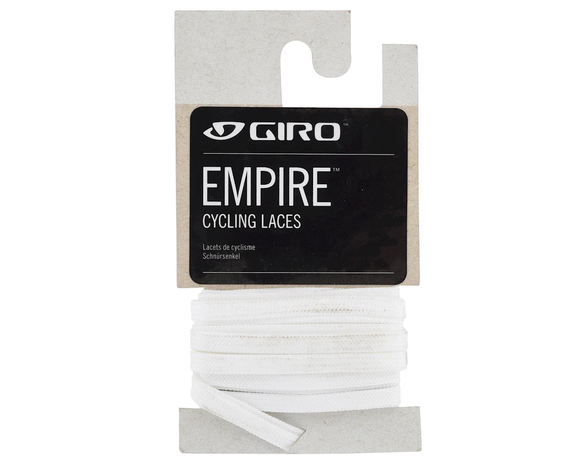 "Giro Empire Laces (White) (48""/122cm)"