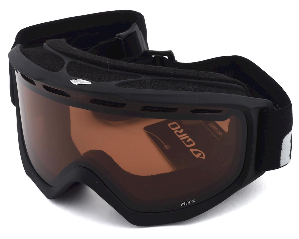 Giro Index Goggles (Black Wordmark/AR40)