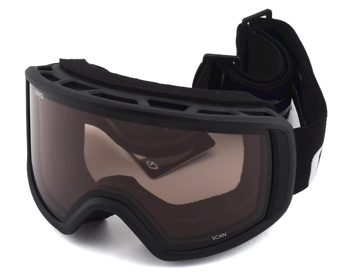 Giro Scan Goggles (Black Wordmark) (AR40)
