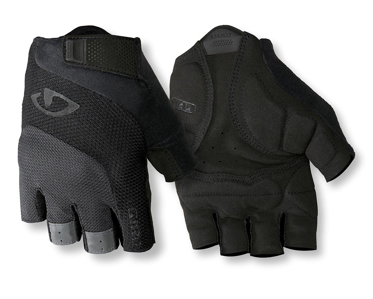 Giro Bravo Gel Gloves (Black/Grey) (M)