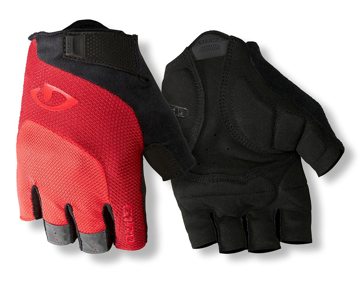 Giro Bravo Gel Gloves (Red/Orange/Black) (M)