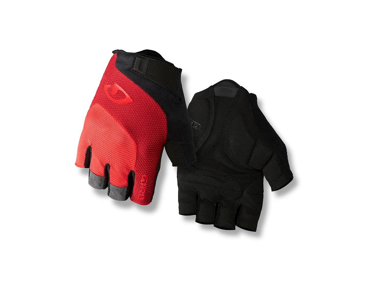 Giro Bravo Gel Gloves (Red/Orange/Black) (2XL)