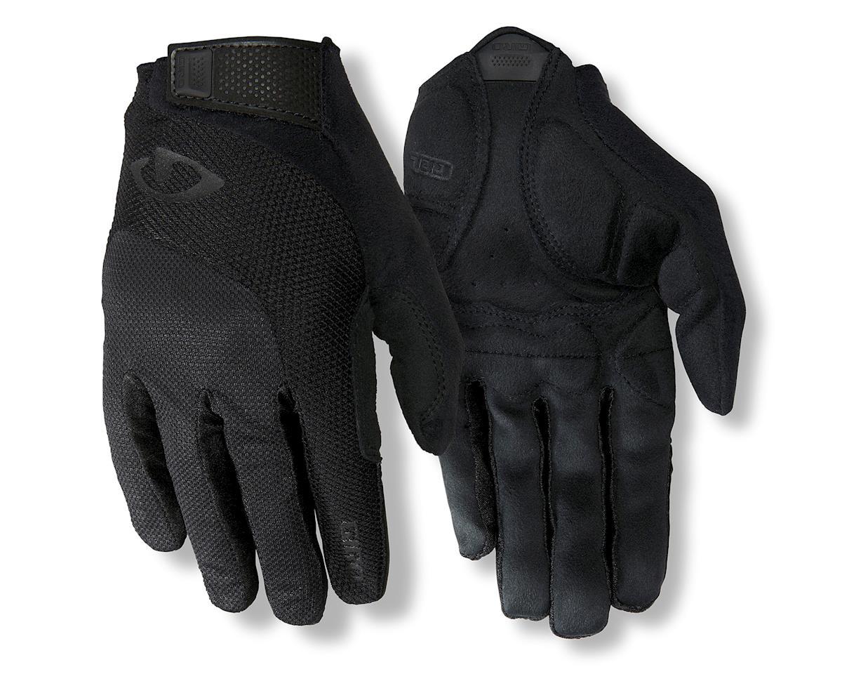Giro Bravo Gel Long Finger Gloves (Black) (L)