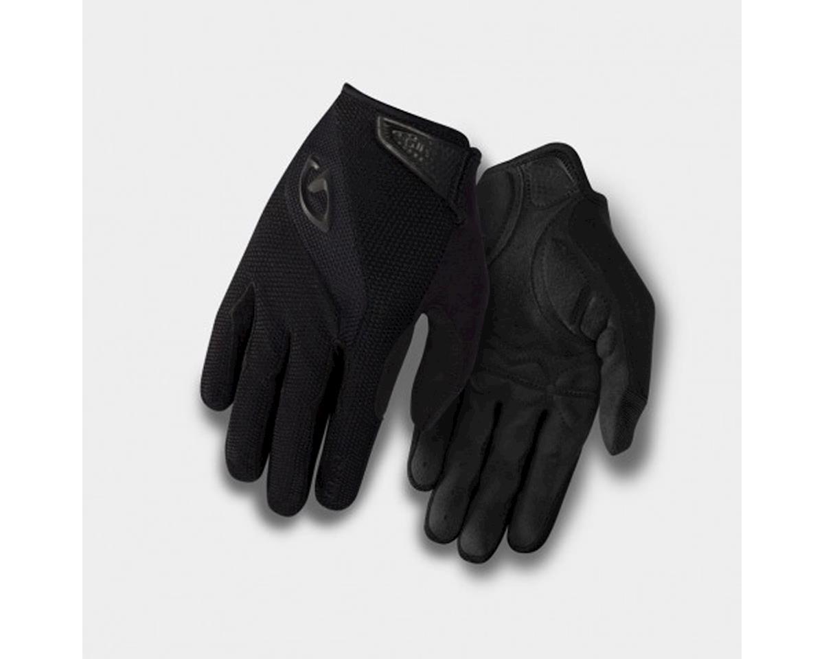 Giro Bravo Gel Long Finger Gloves (Black) (2XL)