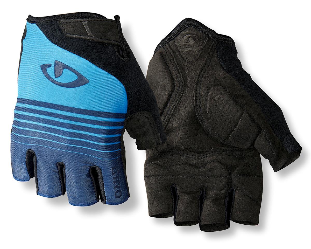 Giro Jag Cycling Gloves (Blue Fade/Black) (L)