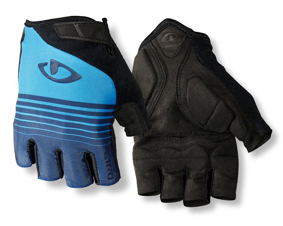 Giro Jag Cycling Gloves (Blue Fade/Black) (2XL)