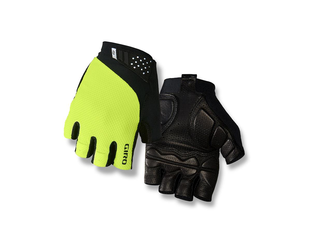 Giro Monaco II Gel Bike Gloves (Hi Vis Yellow) (XL)
