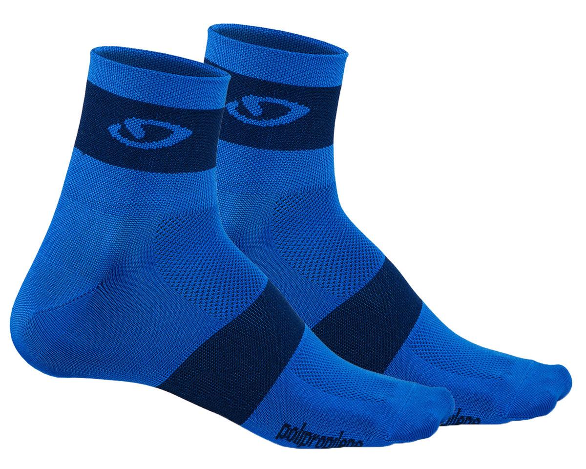 Giro Comp Racer Socks (Blue/Midnight)